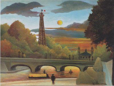Douanier Rousseau, peintre français